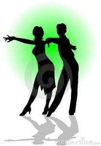 dance couple latin